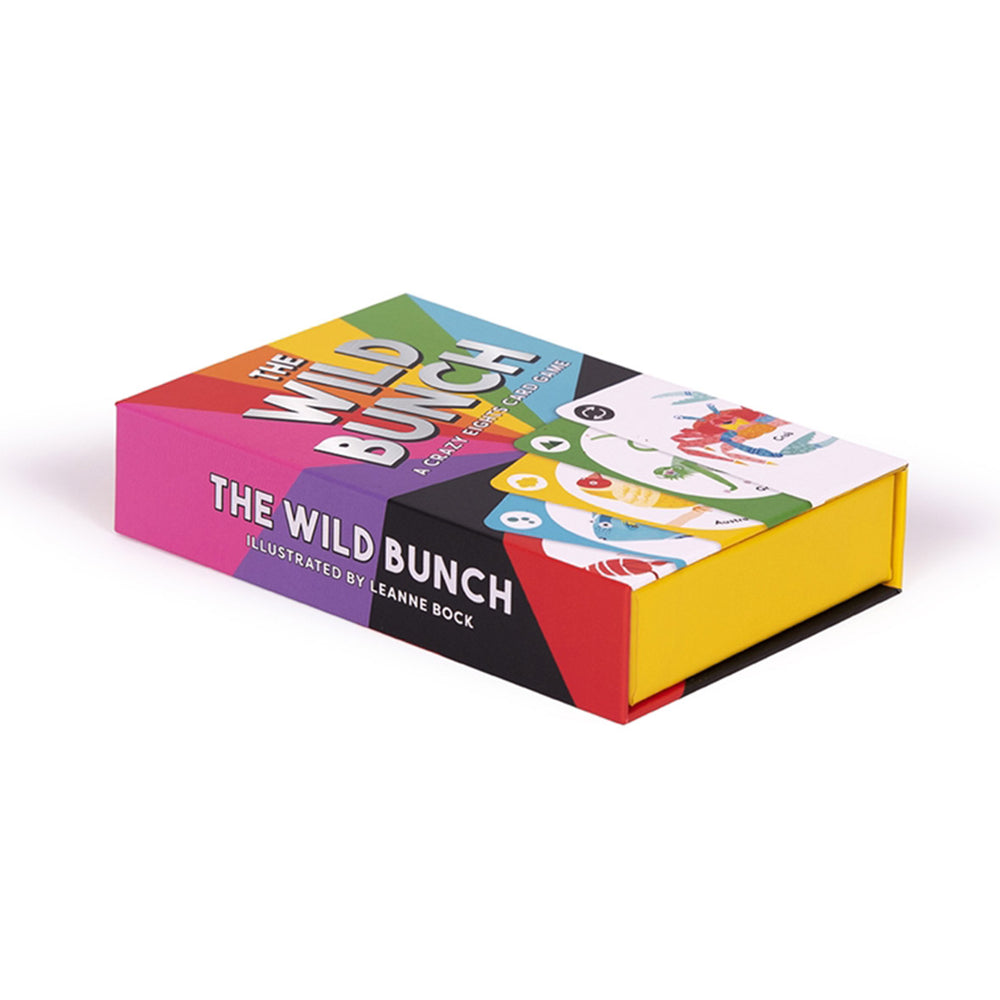 The Wild Bunch | Card Game