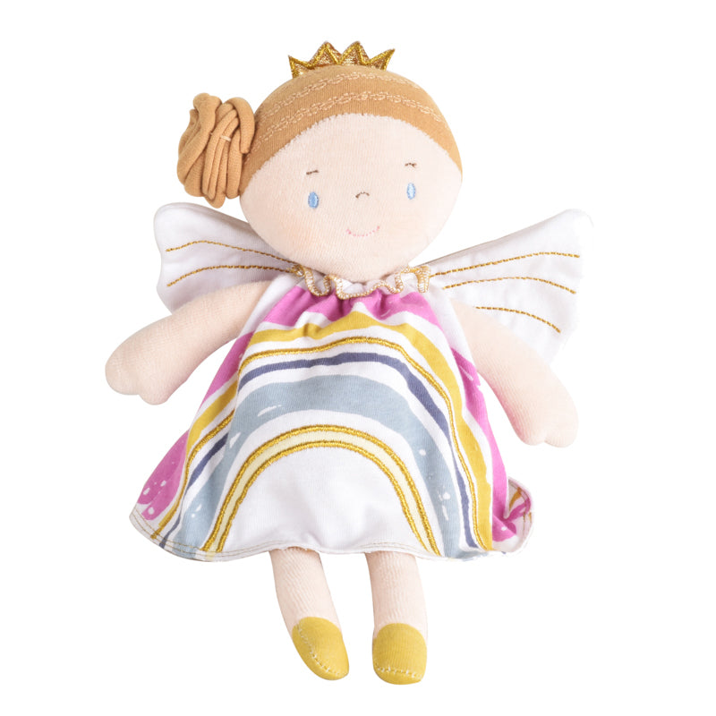 Organic Fairy Doll - Brown Hair
