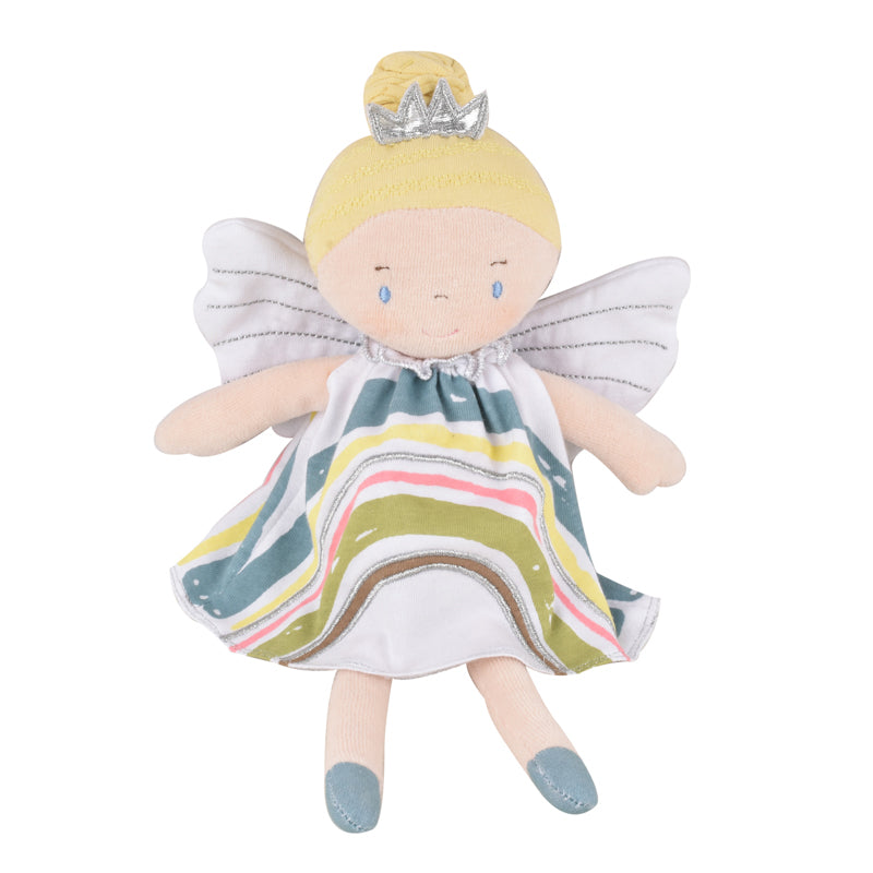 Organic Fairy Doll - Blonde Hair