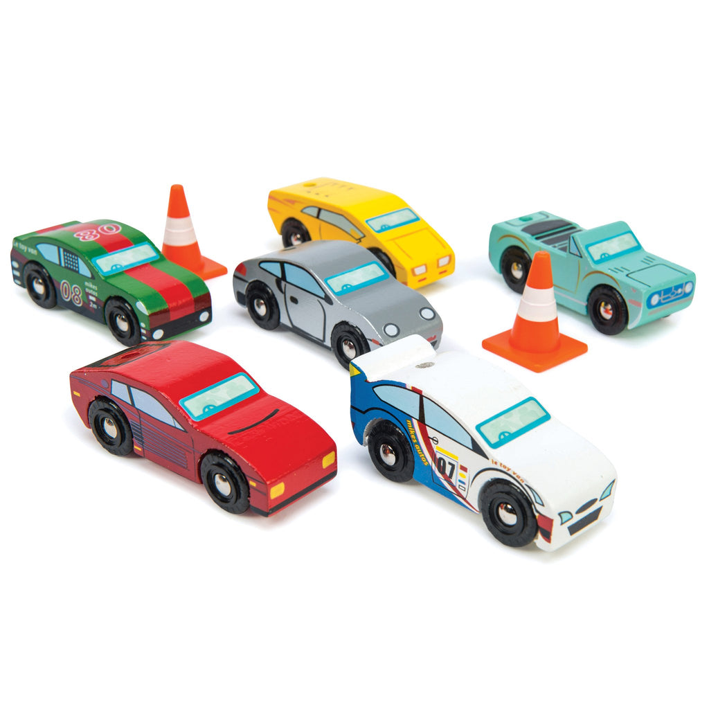 Montecarlo Car Set - Le Toy Van