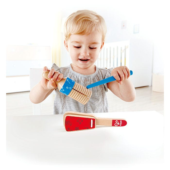 Hape Percussion Set