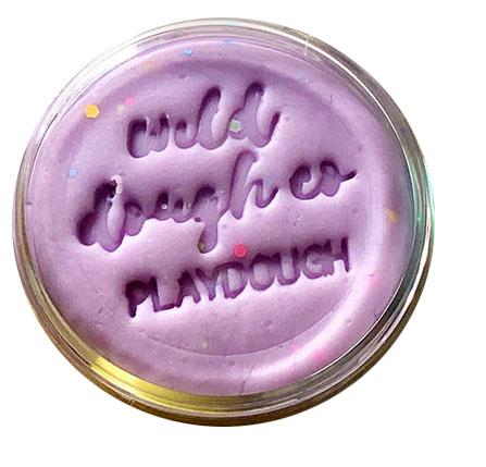 Wild Dough - Party Purple Playdough