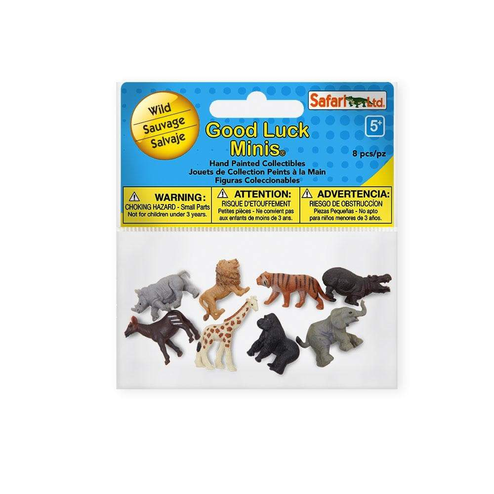 Wild - Good Luck Minis Safari Ltd