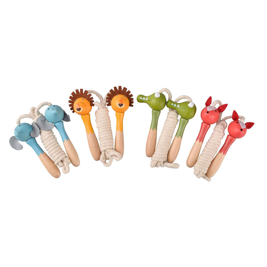 Animal Skipping Rope | Tooky Toy