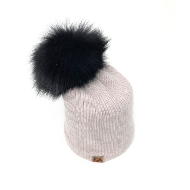 LIMITED EDITION Black Fox Pom