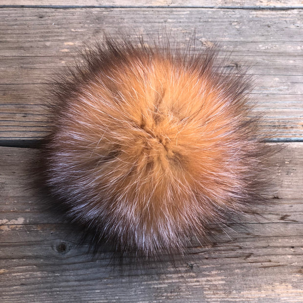 SPECIAL EDITION Crystal Fox Pom