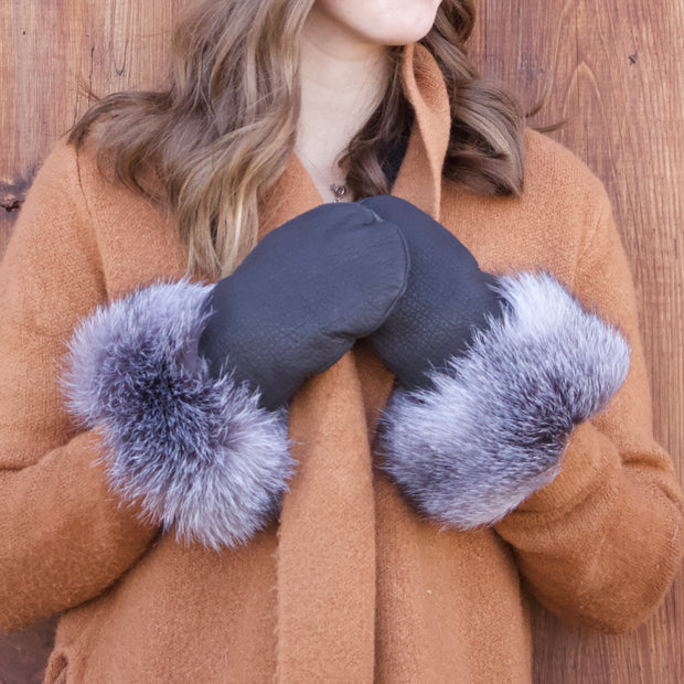 The Whistler Mitts
