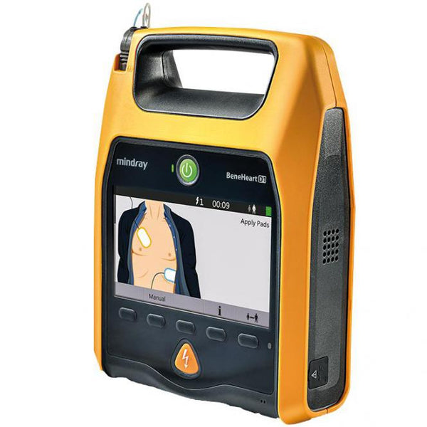 Mindray D1 Public AED elustamisaparaat ENG/RUS