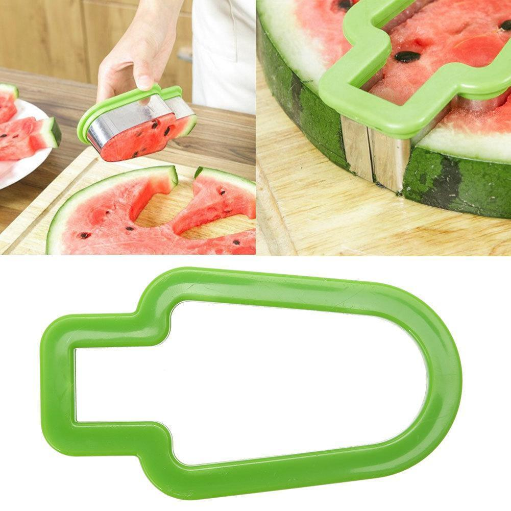 Watermelon Cutters Stainless Steel Slicer Popsicle