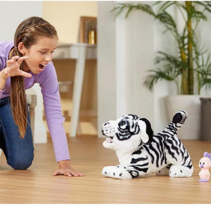 🔥50% OFF🔥The Ivory Roarin Playful Tiger