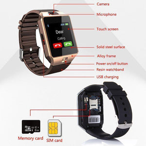 Multifunctional smart media watch
