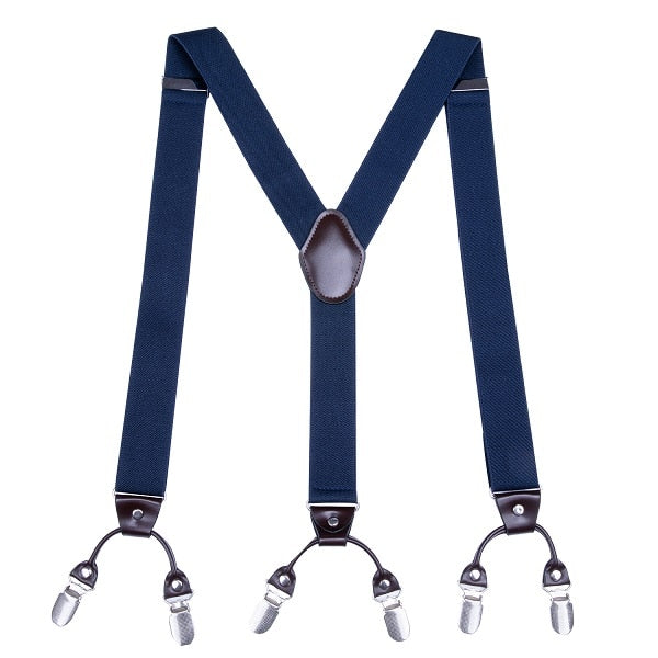 Leather Adjustable Braces