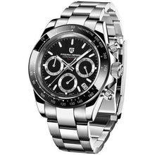 Load image into Gallery viewer, Daytona Black Watch
