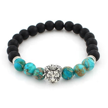 Load image into Gallery viewer, Lion Head Energy Bracelets