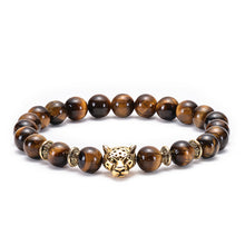 Load image into Gallery viewer, Natural stone Beads Animal Bracelets