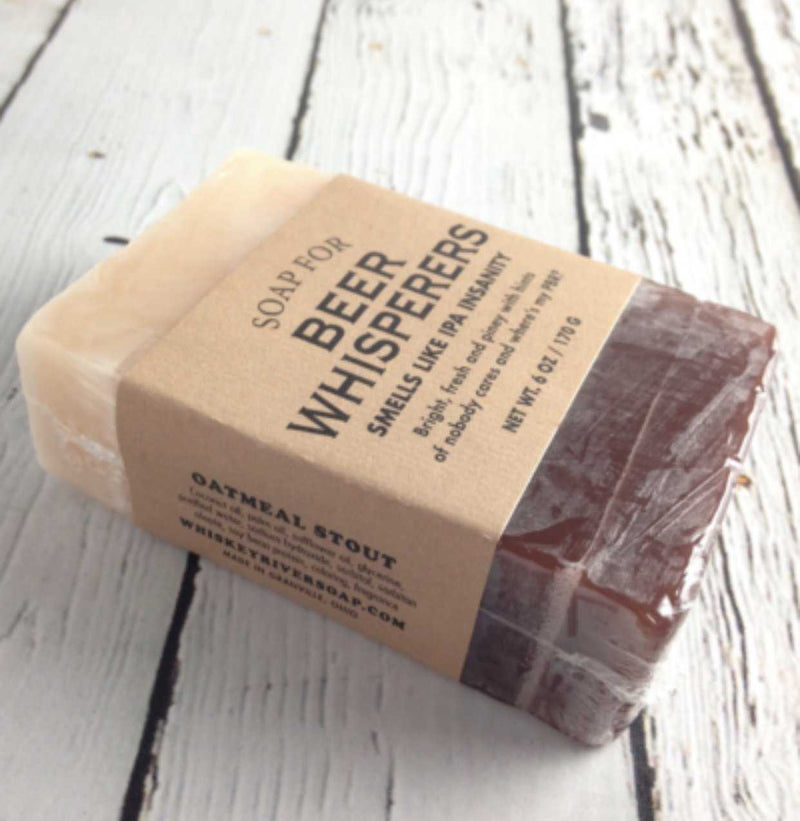 Beer Whisperer Bar Soap