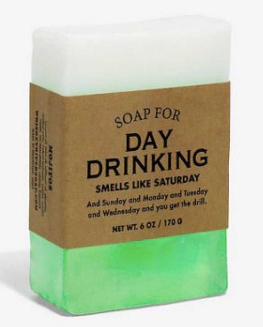 Day Drinking Bar Soap