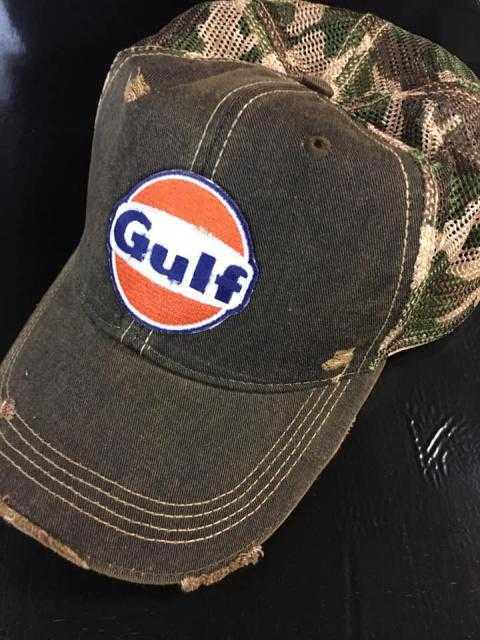 Distressed Gulf Cap