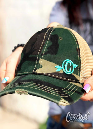 Camo Arrow Cap