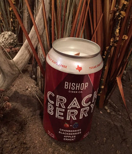 Bishop Cider Co. Can Candle