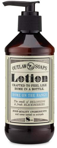 Home on the Range Natural Lotion: The smell of peace