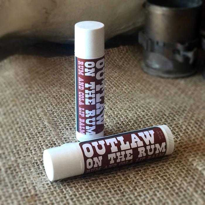 Outlaw on the Rum (Rum and Cola) Lip Balm
