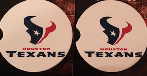 Houston Texans Car Coasters