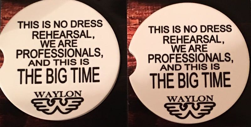 Waylon Car Coasters