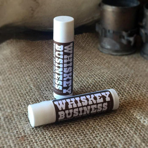 Whiskey Business - Whiskey and Cola Lip Balm