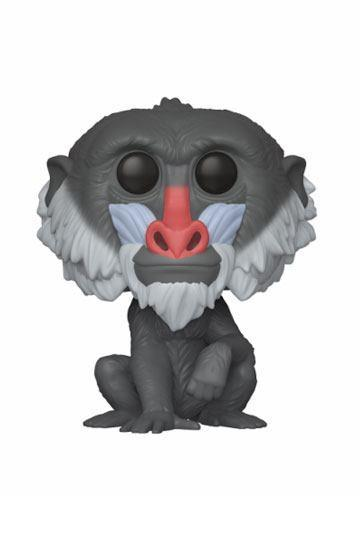 Figurine POP! Le Roi Lion - Rafiki - Monkey Mood