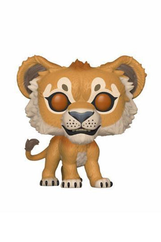 Figurine POP! Le Roi Lion - Simba - Monkey Mood
