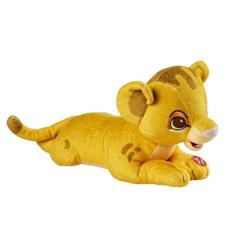 Peluche Le Roi Lion - Veilleuse Simba - Monkey Mood
