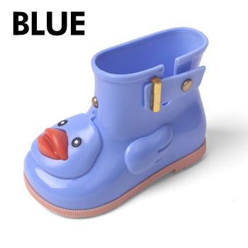 ec86434fc9 Cute Duck Rain Boots for Kids