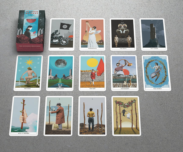 The Hidden Message - Tarot deck