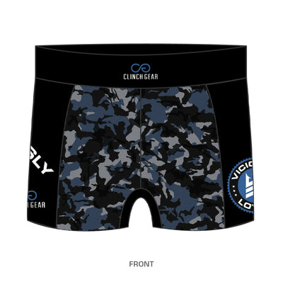 Clinch Gear Cross Training Performance Micro Booty Short