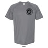 Poly Performance Tee - Grey
