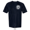 Poly Performance Tee - Navy