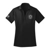 Women's Silk Touch Performance Polo - Black