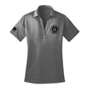 Women's Silk Touch Performance Polo - Charcoal