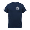 VL Navy Heart Print T-shirt