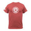 VL Heather Red Medallion T-shirt
