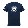 VL Navy Medallion T-shirt