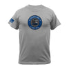 VL Blue Line Medallion T-shirt