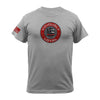 VL Red Line Medallion T-shirt