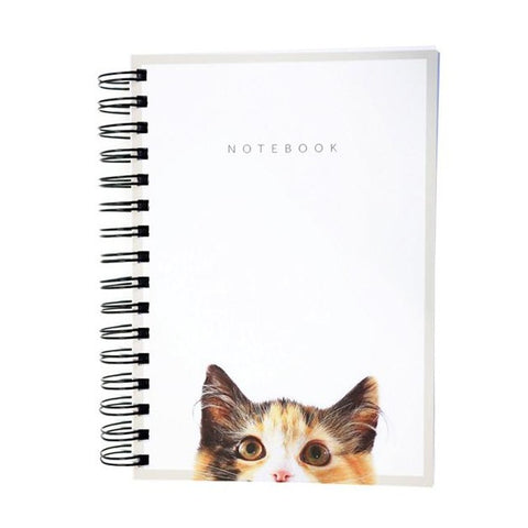 A5 Notebooks- Cat