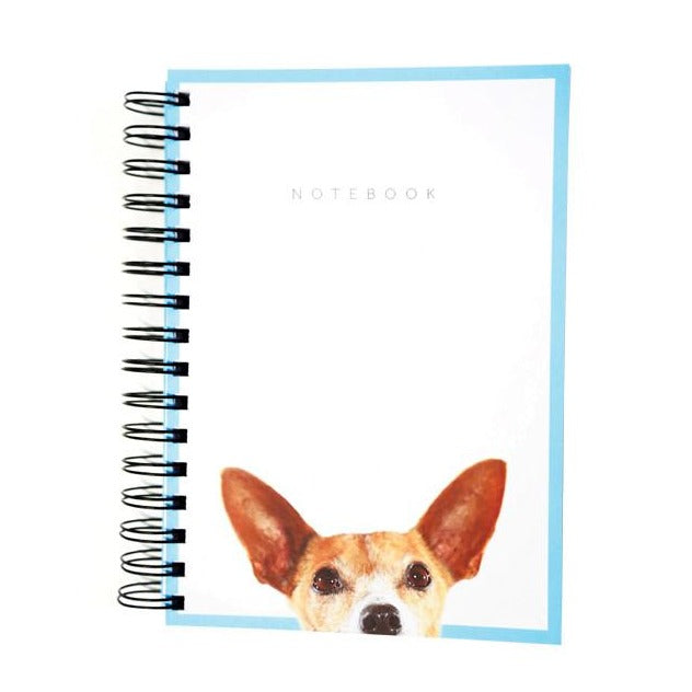 A5 Notebooks- Dog