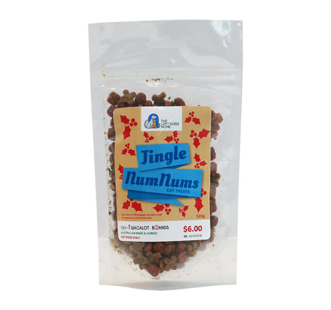 Jingle NumNums Cat Treats - SOLD OUT