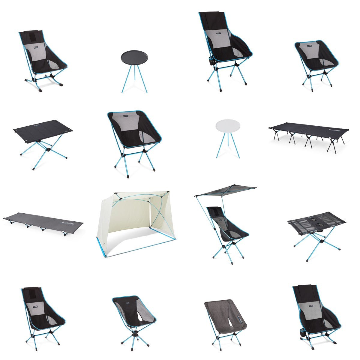 More chairs, more options...
