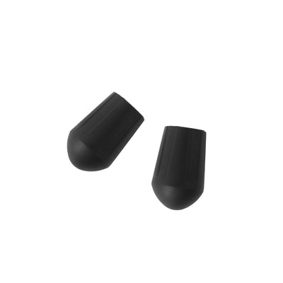 Helinox  Chair One Mini Rubber Feet Replacement (set of 2): Black