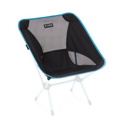 Helinox  Chair One Replacement Seat: Black